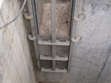 Wall Type Penstocks