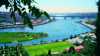 Golden Horn Belongs to Us All, Let's Protect It